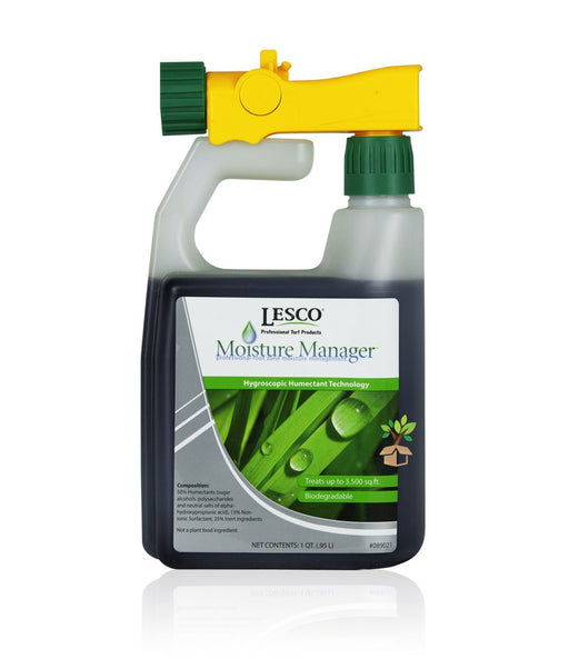 LESCO Moisture Manager