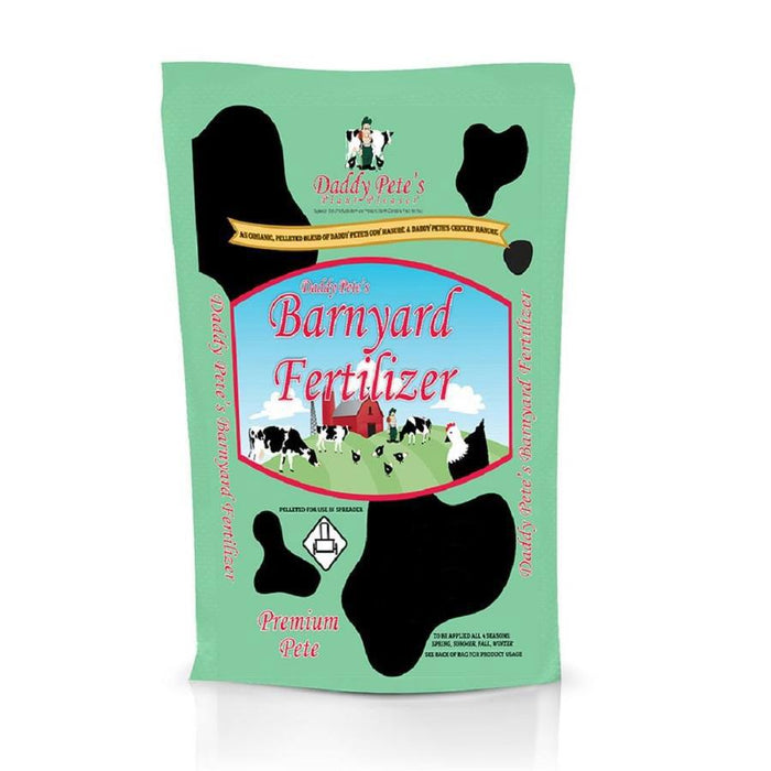 Daddy Pete's Barnyard Fertilizer