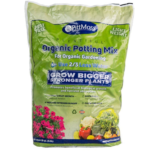 PittMoss® Organic Potting Mix