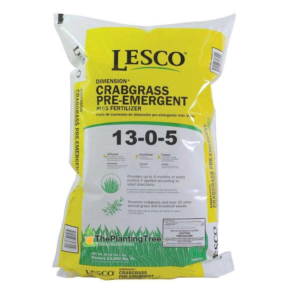 LESCO 13-0-5 Dimension Crabgrass Preventor