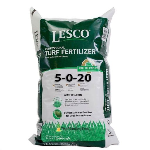 Lesco 5-0-20 Summer Fertilizer