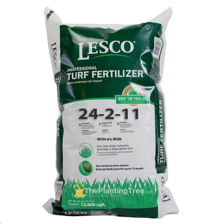 Lesco 24-2-11 Polypus Fertilizer