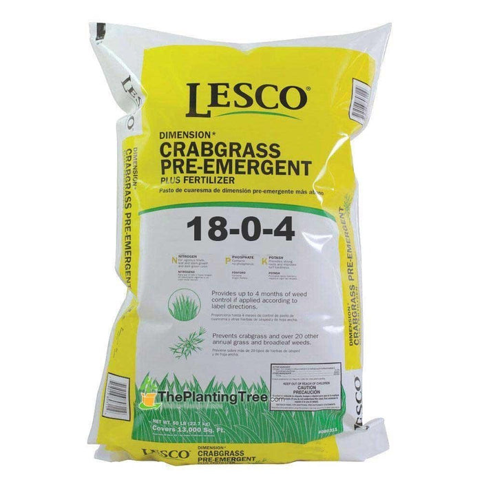 Lesco 18-0-4 Dimension Crabgrass Preventor