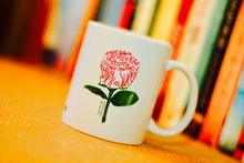 'A rose by any other name' mug