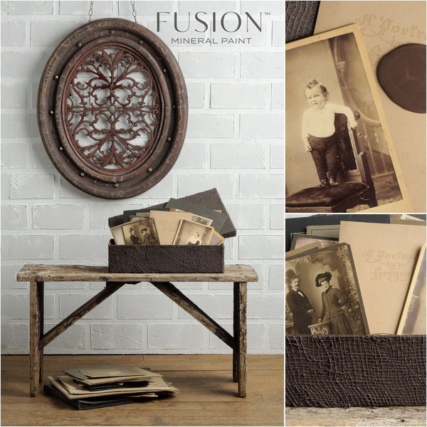 Chocolate - Fusion Mineral Paint Paint > Fusion Mineral Paint > Furniture Paint