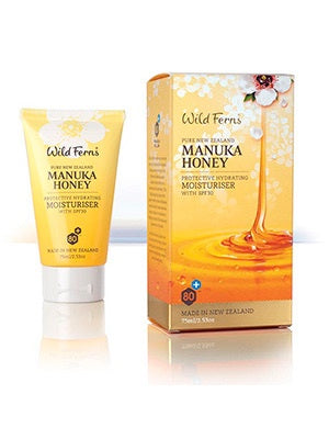 Manuka Honey Protective Hydrating Moistouriser with SPF30 Skincare > manuka honey > moistouriser