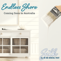 Endless Shore - SILK  All-in-one Mineral Paint