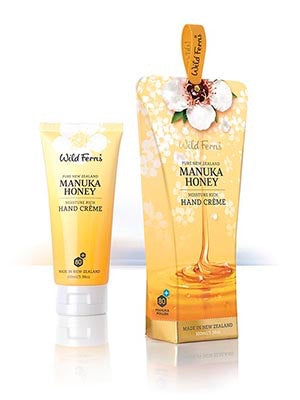 Manuka Honey Moistoure Rich Hand Creme Skin Care