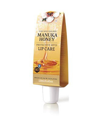 Manuka Honey Protective SPF15 Lip Care Skin Care