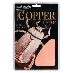 Copper Leaf Sheets