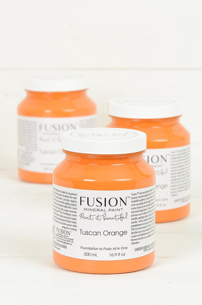 Tuscan Orange - Fusion Mineral Paint Paint > Fusion Mineral Paint > Furniture Paint 500ml