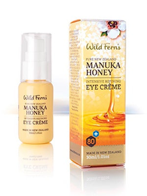 Manuka Honey Intensive Refining Eye Creme