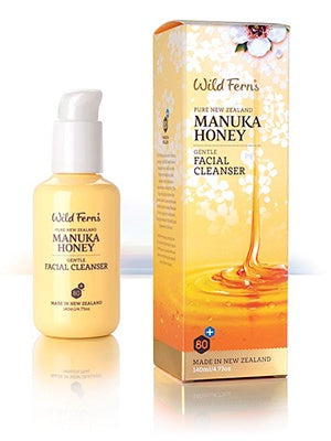 Manuka Honey Gentle Facial Cleanser Manuka Honey > Skincare > Cleanser