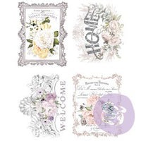 Re-design Transfer - Floral Home Transfers > rub on transfers > redesign transfers