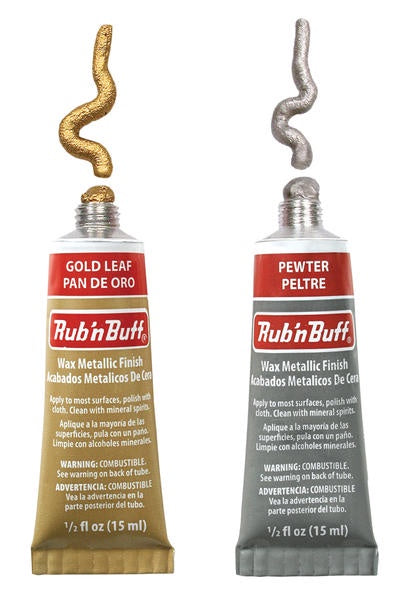 Rub 'n Buff Decorative Waxes Wax > rub n buff