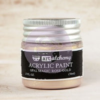 Art Alchemy - Opal Magic - Acrylic Paints- 50ml Paint > Art Alchemy > Opal Magic Rose-Gold