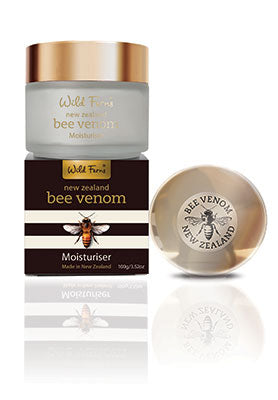 Wild Ferns Bee Venom Moisturiser (with Active Manuka Honey) Skincare > Wild Ferns > Bee Venom