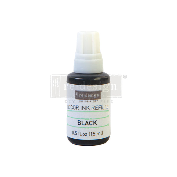 Redesign Decor Ink Refill - Black
