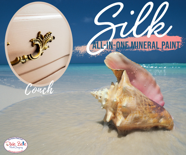 Conch - SILK  All-in-one Mineral Paint