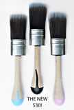 Cling On Brushes! - Round, Oval, Flat & Bent