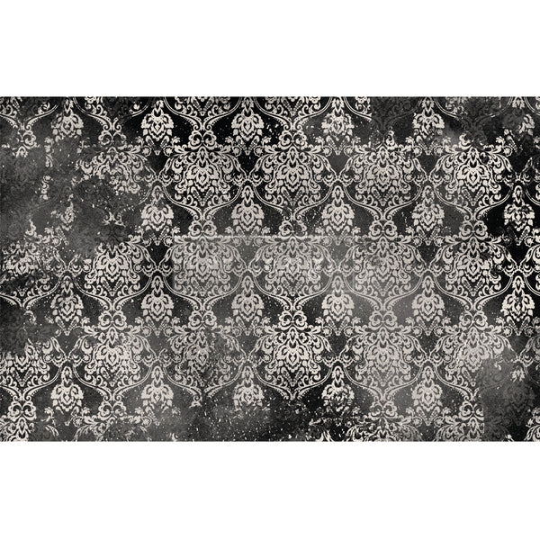 Dark Damask -  Decoupage Decor Tissue Paper