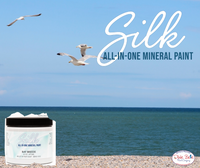Bay Breeze - SILK  All-in-one Mineral Paint