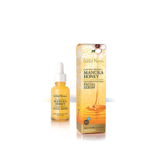 Manuka Honey Radiance Renewal Facial Serum Skin Care
