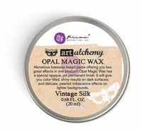 Art Alchemy-Opal Magic Waxes - 20ml Wax > decorative wax > Opal Magic Wax Vintage Silk