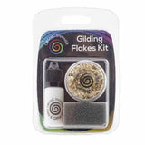 Cosmic Shimmer Gilding Flakes - Golden Jewel