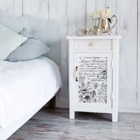 Re-design Decor Transfer - Lovely Ledger Transfers > rub on transfers > redesign transfers