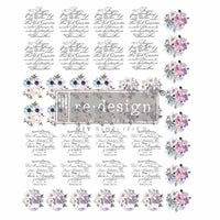 Re-design Knob Transfers (click to see full range) Transfers > rub on transfers > redesign transfers Spring Meadow