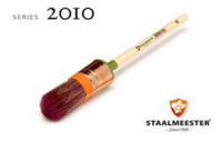 Staalmeester Round Paint Brushes