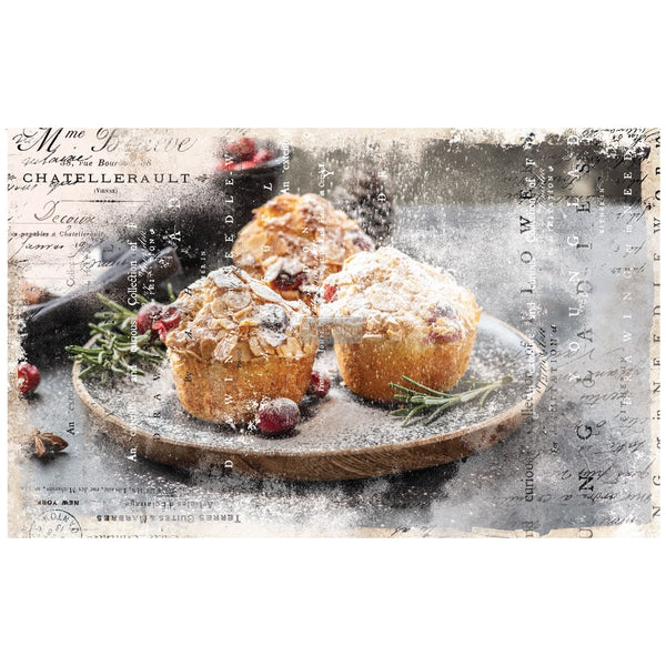 Warm Desserts -  Decoupage Decor Tissue Paper