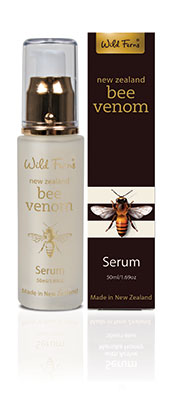 Wild Ferns Bee Venom Serum (with Active Manuka Honey) Skincare > Wild Ferns > Bee Venom