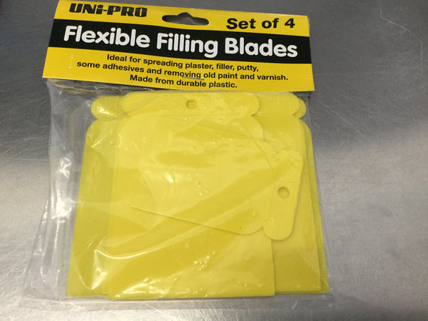 Flexible Filling Blades - Uni-Pro