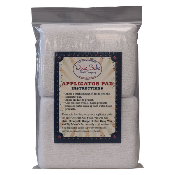 Applicator Pads (Pkg of 2) Paint > Stain > Applicator Pads