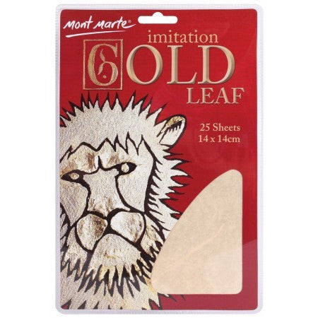 Imitation Gold Leaf Accessories