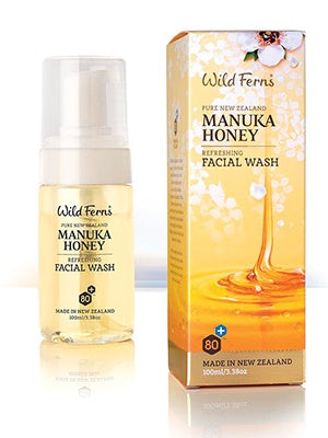 Manuka Honey Refreshing Facial Wash Skin Care