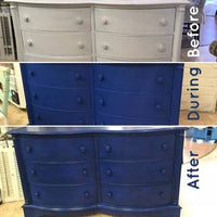 Cobalt Blue - Dixie Belle Chalk Mineral Paint Paint > Dixie Belle > Chalk Paint