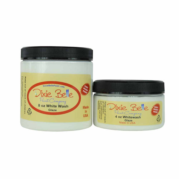 Dixie Belle Glazes Finishes > Glaze > dixie belle White Wash