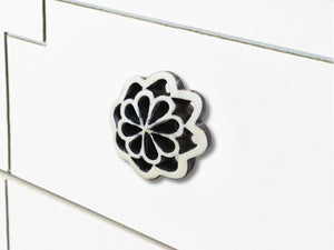Fine Grate Drawer Knobs