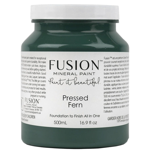 Pressed Fern - Fusion Mineral Paint Paint > Fusion Mineral Paint > Furniture Paint 500ml