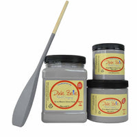 Mason Dixon Gray - Dixie Belle Chalk Mineral Paint Paint > Dixie Belle > Chalk Paint 8oz (236ml)