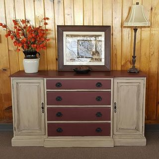 Muscadine  Wine - Dixie Belle Chalk Mineral Paint