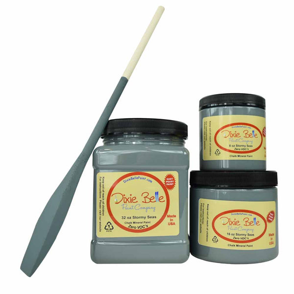 Stormy Seas - Dixie Belle Chalk Mineral Paint Paint > Dixie Belle > Chalk Paint 8oz (236ml)