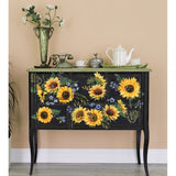 Re-design Decor Transfer - Sunflower Fields Transfers > rub on transfers > redesign transfers