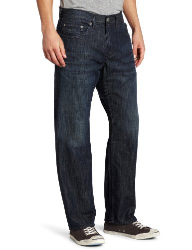 Levi's 559 Men's Relaxed Straight Stretch Jean - 31W x 34L - Andi