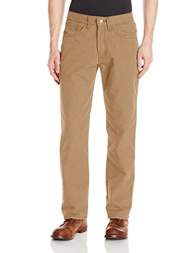 Lee Men's Relaxed Fit Straight Leg Jean, Antique/Bronze, 31W X 30L
