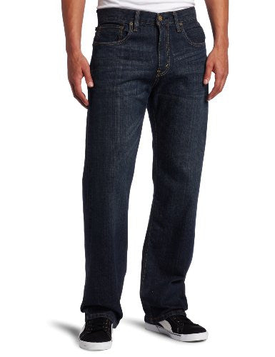 Levi's  Men's 569 Loose Straight Jean, Dark Chipped, 31x34