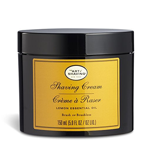 The Art of Shaving Shaving Cream, Lemon, 5 fl. oz.